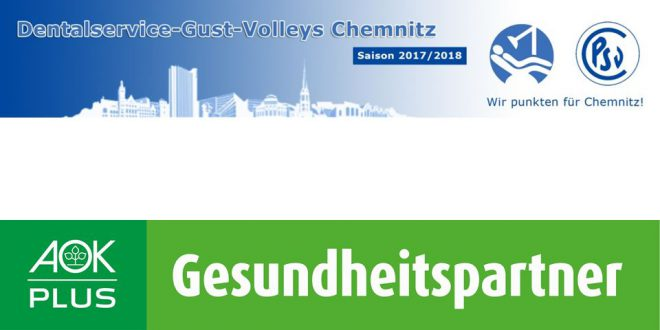 Partner der DSG-Volleys vorgestellt: AOK PLUS